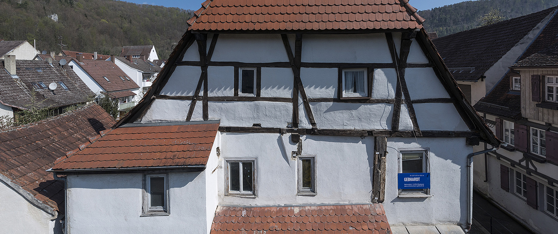Aachgasse 4 Architekturbüro Gebhardt